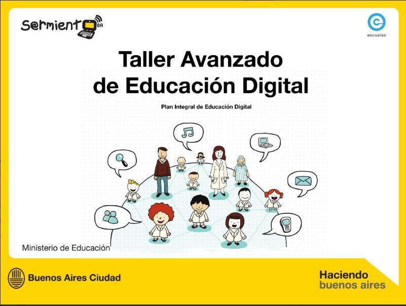 Taller Avanzado de Educación Digital