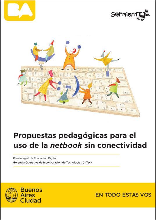 Propuestas pedagógicas sin conectividad