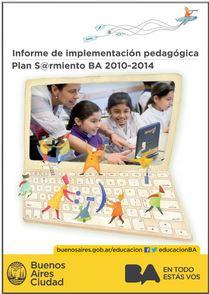 Informe de Implementación Pedagógico Plan S@rmiento BA