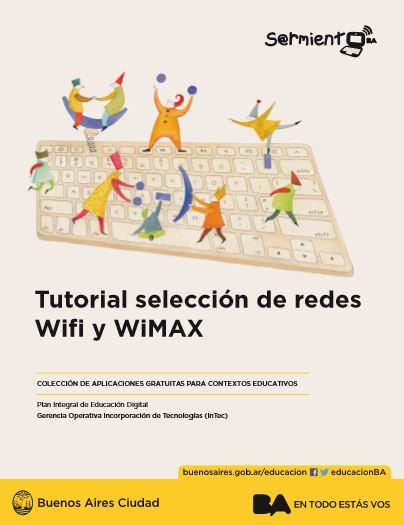 Tutorial WiMax- WiFi