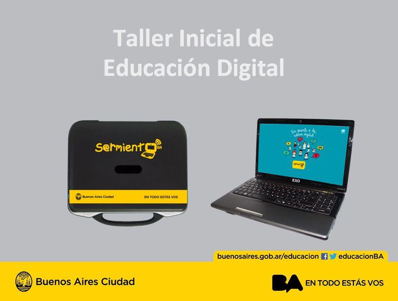 Taller Inicial de Educación Digital