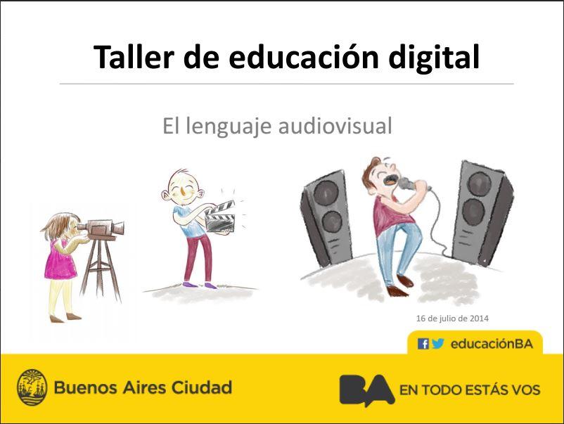 Taller de educación Digital: