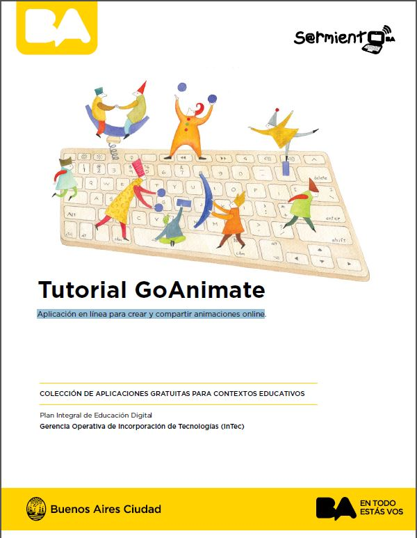 Tutorial GoAnimate