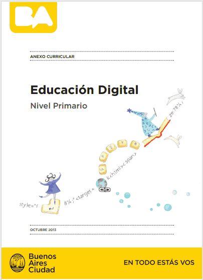 Anexo Curricular de Educación Digital