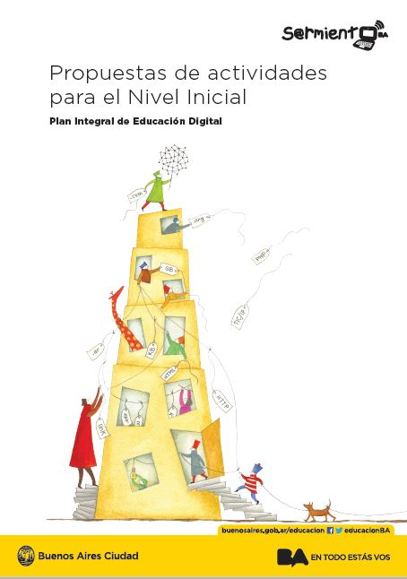 Curso propuestas de actividades para el nivel inicial for Diseno curricular para el nivel inicial