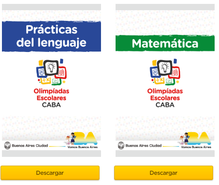 Olimpíadas Escolares CABA