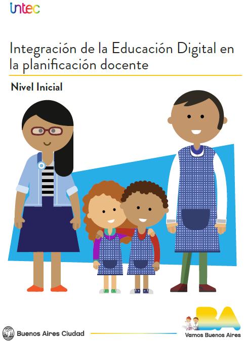 Integración de la Educación Digital en la planificación docente: Nivel Inicial